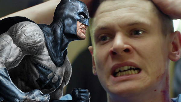 Jack O Connell Batman