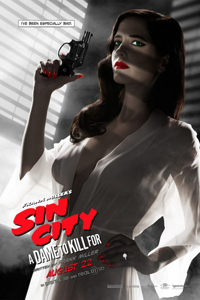 Sin City Banned Poster