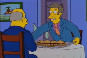 The Simpsons Steamed Hams