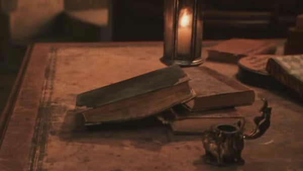 1. Which Death Eater Gave Ginny Tom Riddle's Diary?