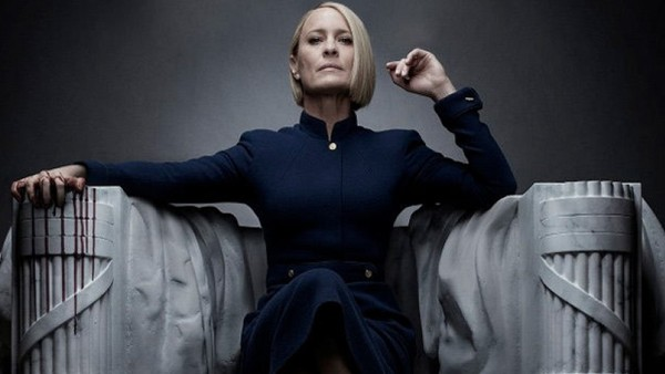 House Of Cards Season 6 Robin Wright