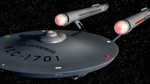 NCC 1701 USS Enterprise