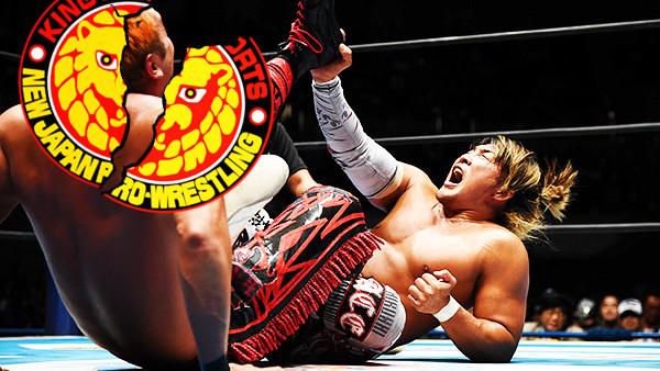 NJPW Hiroshi Tanahashi