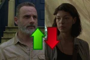 The Walking Dead Season 9 Ep 3 Ups Downs