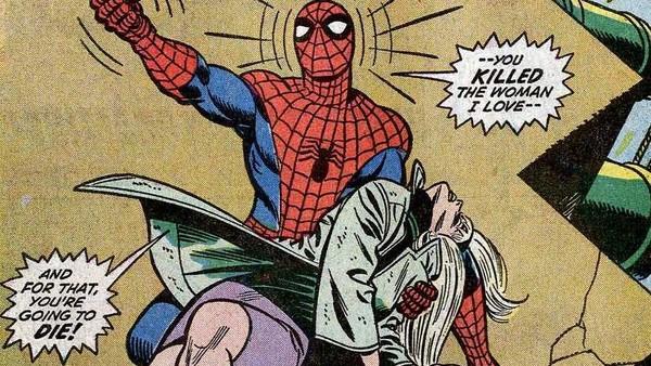 The Amazing Spider Man 121 Death Of Gwen Stacey