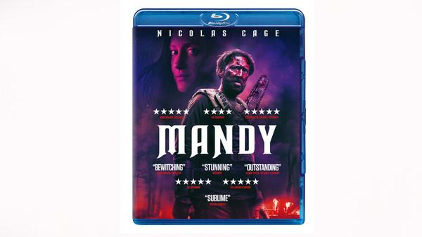 Mandy BluRay