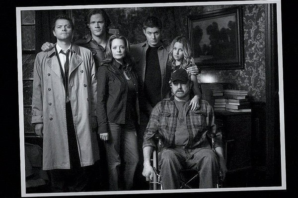 Supernatural Abandon All Hope