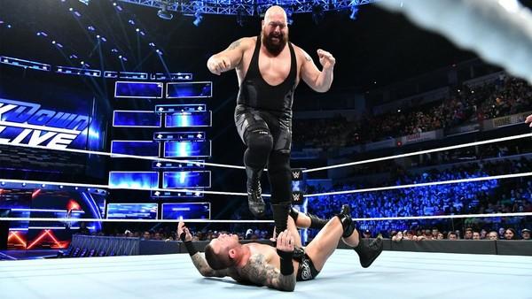 Big Show Randy Orton