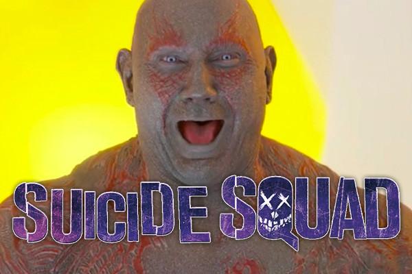 Dave Bautista Suicide Squad
