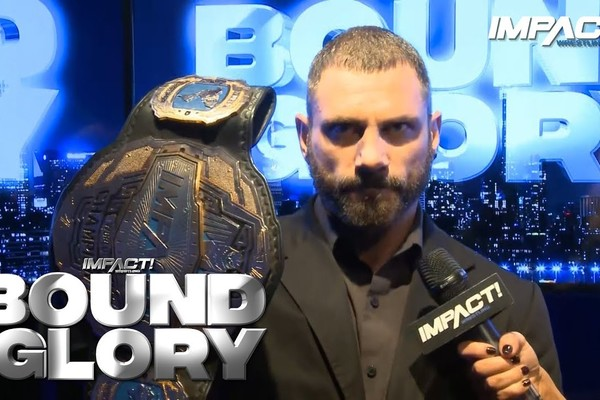 Vince Russo Ring Of Glory
