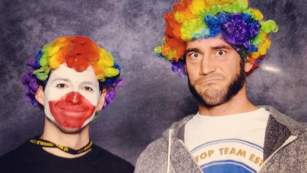 CM Punk Frank the Clown