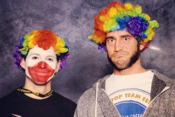 CM Punk Frank the Clown