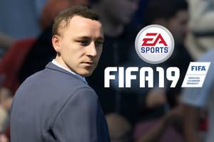 FIFA 19 John Terry