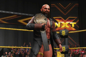 WWE 2K19 Tommaso Ciampa