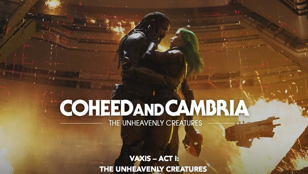 Coheed And Cambria - The Unheavenly Creatures Album Review