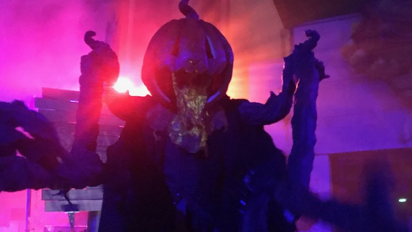 The Harvest Halloween Horror Universal Orlando HHN