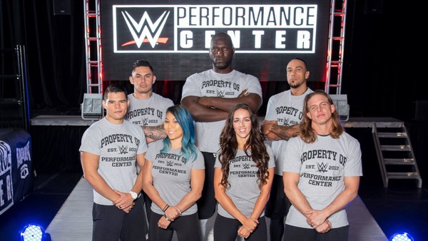 WWE Signings Matt Riddle Mia Yim Chelsea Green