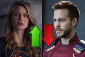 Supergirl S4 Ups and Downs