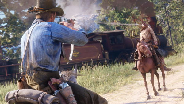 What Red Dead Redemption 2 Does Better Than Every Other Open