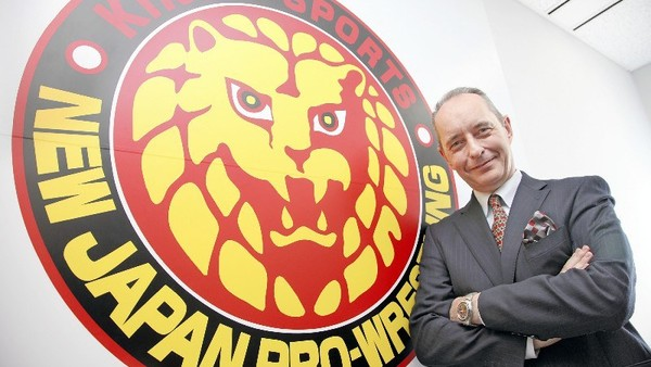 Howard Meij NJPW