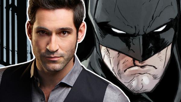 Batman Tom Ellis Gotham