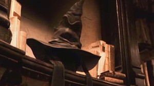 sorting hat harry potter