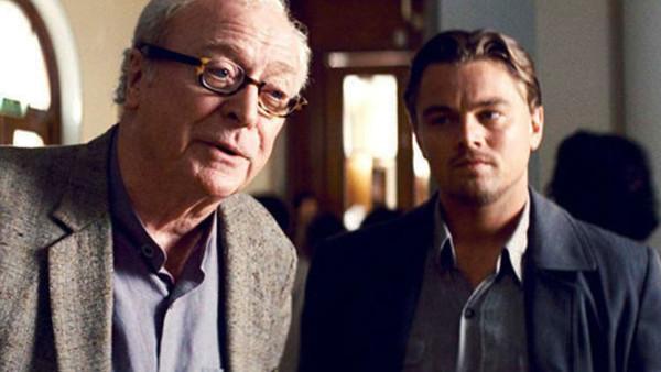 Inception Leonardo DiCaprio Michael Caine