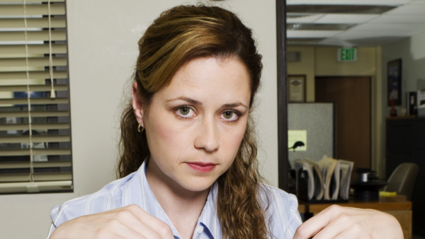 Pam Beesley the Office