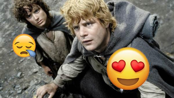 Lord Of The Rings Emojis