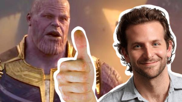 Bradley Cooper Thanos