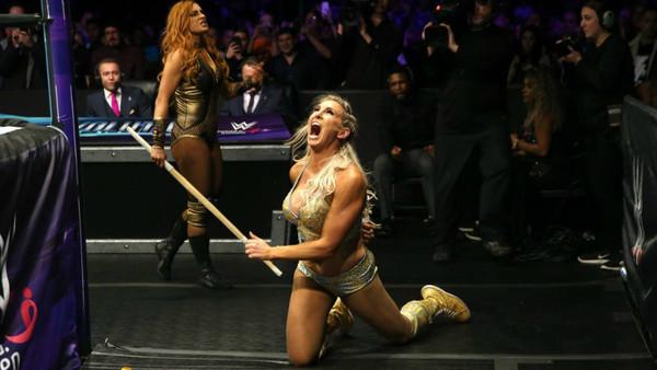 Becky Lynch Charlotte Flair