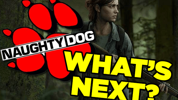 Naughty Dog Last Of Us