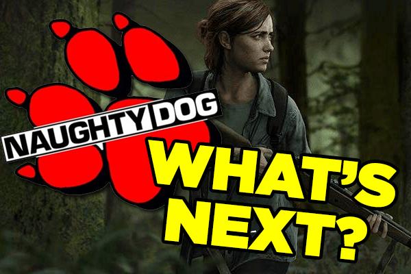 Naughty Dog Last Of Us