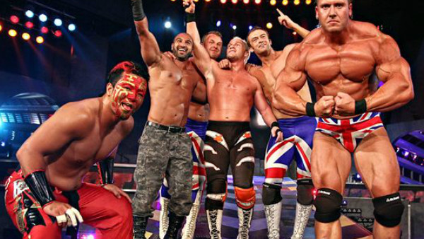10 Short Lived Wrestling Stables You Totally Dont Remember Page 4
