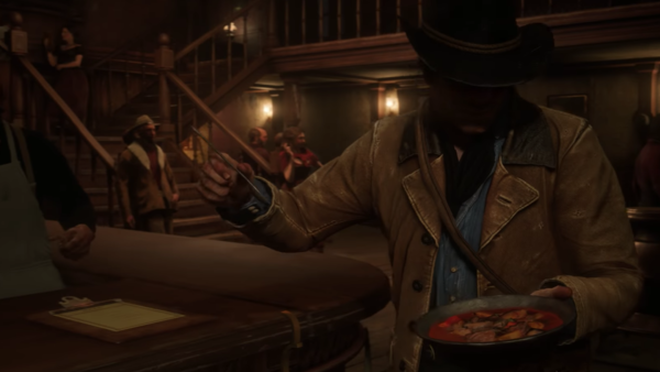 Red Dead Redemption 2 Meal