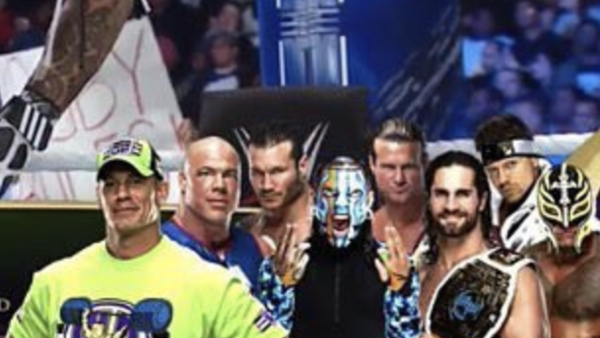 WWE World Cup Lineup