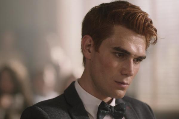 Archie On Trial Riverdale Season 3