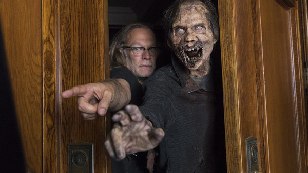 The Walking Dead Greg Nicotero