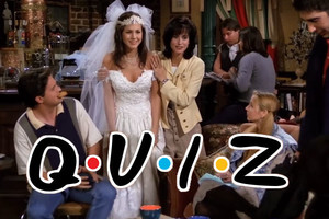 Friends Quiz: How Well Do You Remember Series 1?  User quiz