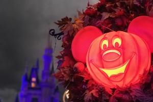Mickey Not So Scary MNSSHP Walt Disney World