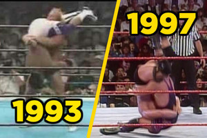 10 Times Wrestling History Repeated Itself