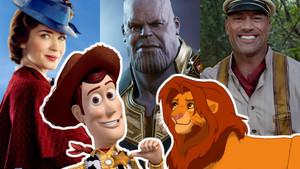 Every Upcoming Disney Movie - Ranked