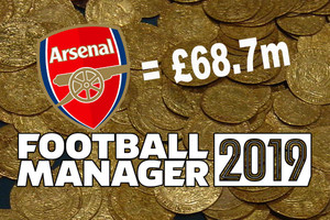 Arsenal Football Manager