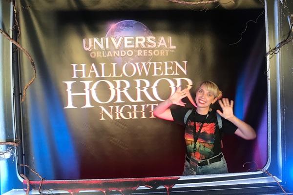 Halloween Horror Nights HHN Universal Orlando