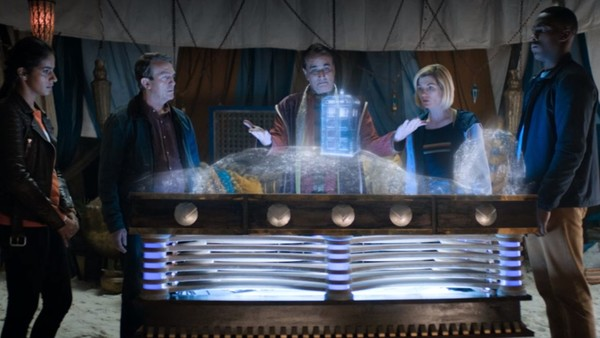 Doctor Who Season 11: 10 BIg Questions After The Ghost