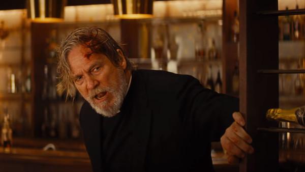 Bad Times At The El Royale Jeff Bridges