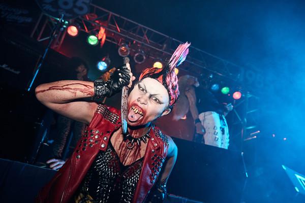 Vamp 85 Halloween Horror HHN Universal Orlando