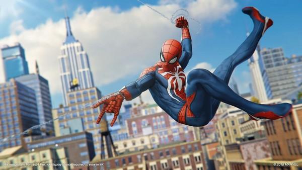 spider man ps4 2099