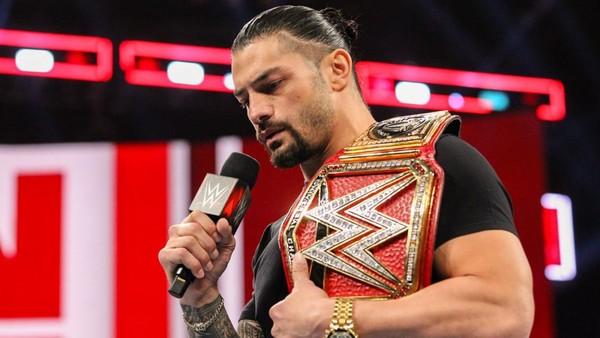 Roman Reigns Universal Title