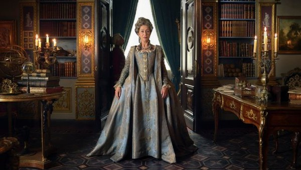 Catherine The Great Helen Mirren